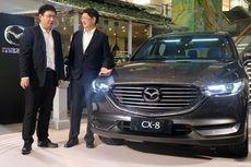 Mazda Klaim CX-8 Beda Kelas dengan Honda CR-V