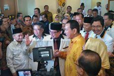 Salam Komando Tommy Soeharto dan Salim Segaf Aljufri