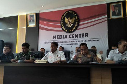 Panglima TNI Sebut Ada 6 Titik di Jakarta yang Dijaga Ketat TNI-Polri