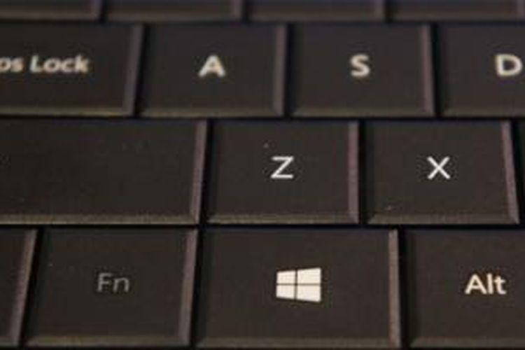 ilustrasi shortcut keyboard