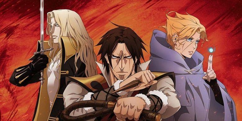 Anime Castlevania