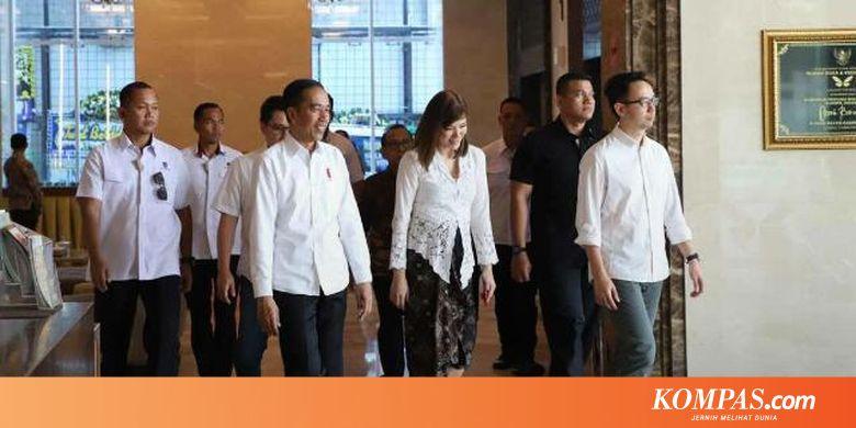 Presiden Jokowi Datang Melayat, Olga Lydia: Sampai