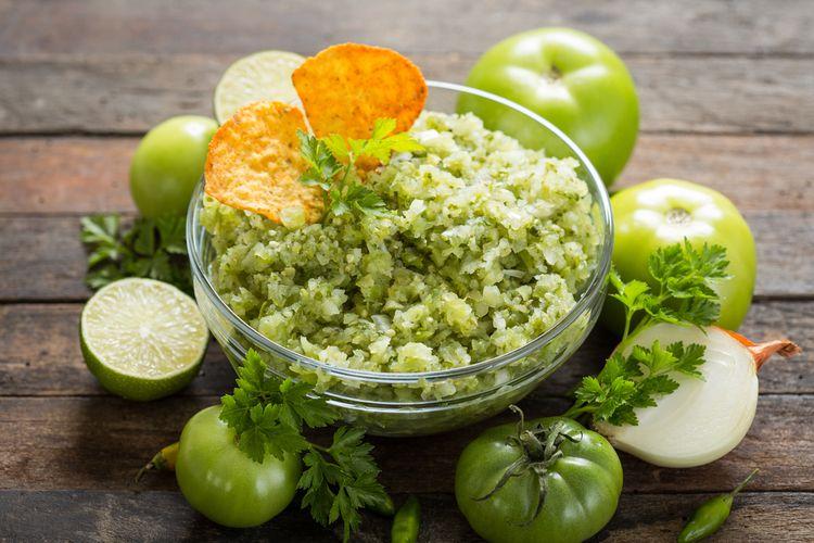 Salsa Verde.
