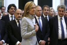 Pengadilan Spanyol Panggil Putri Bungsu Raja Terkait Kasus Korupsi
