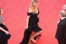 Julia Roberts Hadiri Cannes Film Festival Telanjang Kaki