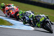 MotoGP Valencia, Valentino Rossi Tidak Yakin Podium