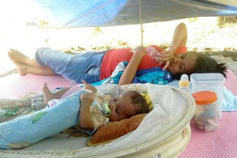 20 Hari Mengungsi di Hutan, Korban Gempa Hanya Dapat 5 Bungkus Mi Instan