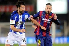Jordi Alba Perbarui Kontrak bersama Barca hingga 2024