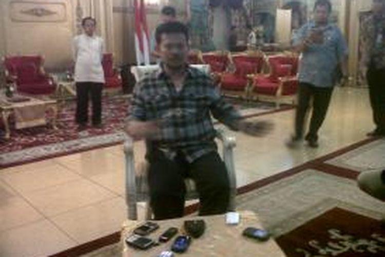 Gubernur Sulsel, Syahrul Yasin Linmpo