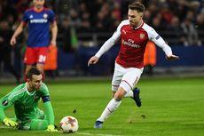Legenda Arsenal Sarankan Unai Emery Lepas Aaron Ramsey