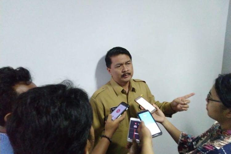 Kepala Dinas Pendidikan Jember Edy Budi Susilo