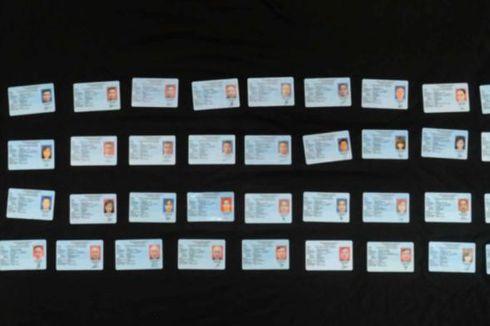 Paket KTP Palsu dari Kamboja Dicurigai Terkait