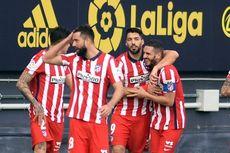 Ada Jaminan Empat Sponsor, Atletico Madrid Percaya Diri