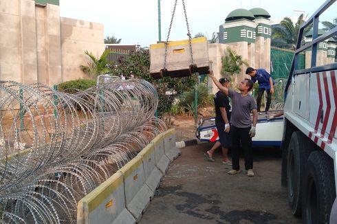 18.000 Personel Gabungan Amankan Unjuk Rasa di Depan DPR/MPR RI