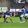 Napoli Vs Udinese, Gol Menit Akhir Menangkan Partenopei