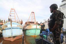 KKP Tangkap 2 Kapal Illegal Fishing Berbendera Vietnam di Natuna