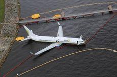 5 Fakta soal Pesawat Boeing 737 yang Mendarat di Sungai Florida