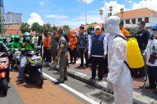 Siswa SMK di Jawa Timur Bahu Membahu Ciptakan 1.500 APD