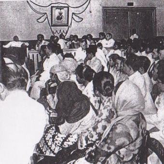 Partai Nasional Indonesia (PNI) salah satu organisasi pergerakan nasional