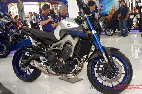 Moge Yamaha Meluncur, Banderol Seperempat Miliar