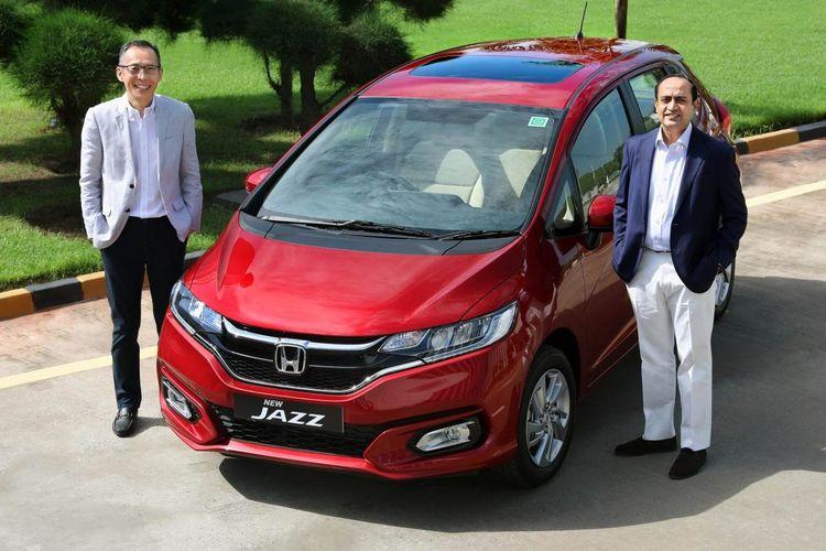 Honda resmi segarkan Jazz di India