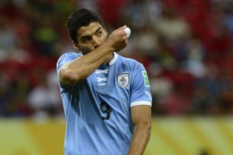 Bomber Uruguay, Luis Suarez
