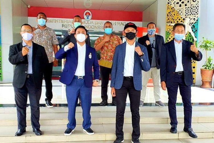Indonesia bakal punya tim MotoGP di Mandalika