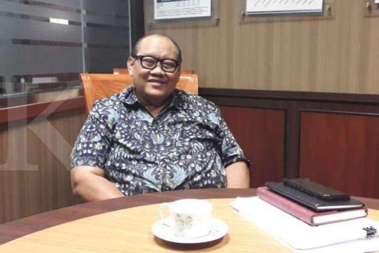 Soegiharto , Mantan Menteri Negara BUMN