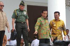 Barang-barang Pribadi Jokowi Sudah Diangkut ke Istana Bogor