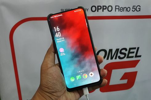 Menjajal Oppo Reno 5G Menggunakan Internet 5G Telkomsel
