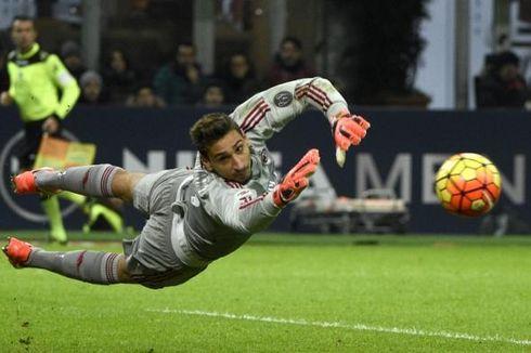 Janji Donnarumma soal Kontrak Baru dengan AC Milan