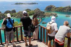 KJRI Marseille Promosikan Pariwisata Indonesia di Kota Toulouse