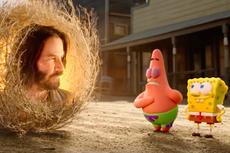 Ada Keanu Reeves di Trailer SpongeBob Movie, Jadi Apa?
