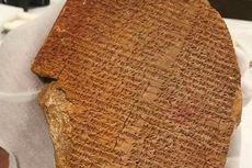 AS Kembalikan Tablet Epos Gilgames Berusia 3.500 Tahun ke Irak, Apa Isinya?