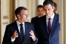 Perancis Serukan Sanksi bagi Negara Uni Eropa yang Tolak Migran