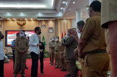 Tren Kasus Positif Covid-19 di Banten Menurun, Jokowi: Bagus, tapi Kewaspadaan Jangan Berkurang