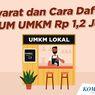 Ini Link Pendaftaran BLT UMKM Per Kecamatan di Jakarta