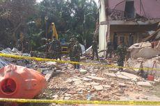 Dua Rumah yang Rusak Tertimpa Pesawat TNI Jatuh Mulai Diperbaiki