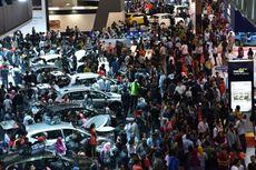 Gaikindo Revisi Target Penjualan Mobil Baru Jadi 1 Juta Unit
