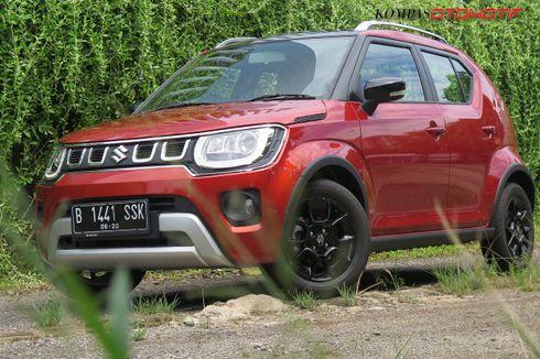 Simak Tips Rawat Sistem Transmisi AGS Suzuki Ignis Biar Awet