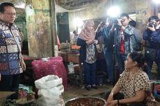 Blusukan di Indramayu, Ketua DPD Imbau Prioritaskan Relokasi Pasar Tradisional