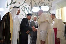 [POPULER INTERNASIONAL] Mantan Model Jadi Gelandangan   Quraish Shihab Bertemu Paus Fransiskus