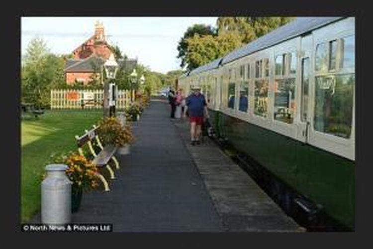 Kini, The Old Station menjadi salah satu tujuan wisata menarik. Tidak hanya bagi wisatawan mancanegara, namun juga wisatawan lokal. Mulai dari anak-anak hingga pensiunan senang menghabiskan waktu liburan di gerbong-gerbong berumur 45 tahun ini.