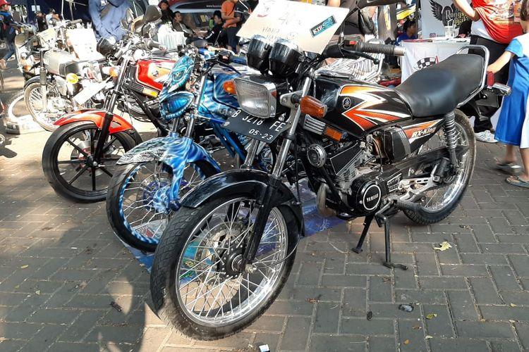 Yamaha RX-King semakin diburu dan harganya pun semakin naik
