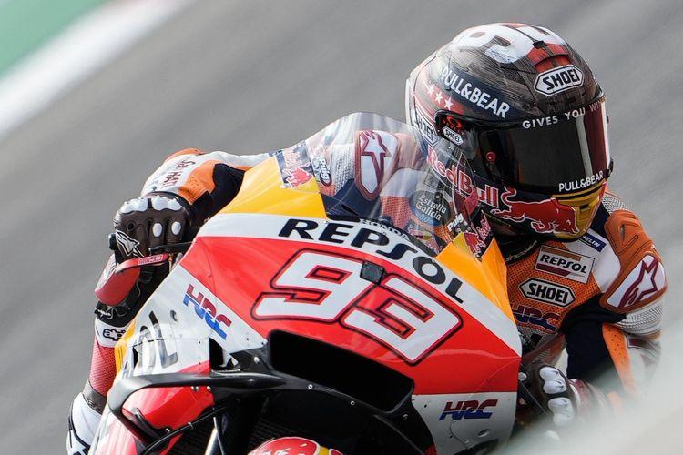 Marc Marquez di Circuit Of The Americas