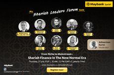 Mendorong Perbankan Syariah Menjadi Pilihan Keuangan Masyarakat Indonesia