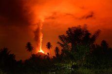 Bukan karena Gempa Palu, Ini Penyebab Gunung Soputan Erupsi