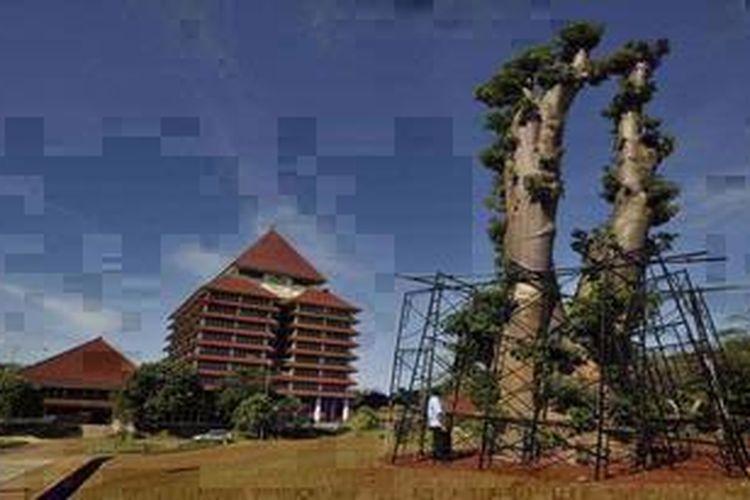 Ilustrasi: Universitas Indonesia.