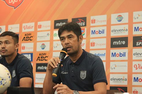 Persib Bandung Vs Persela Lamongan, Tekad Tim Tamu Pertahankan Tren Positif