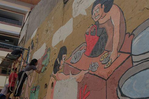 Mengintip Pasar Badung yang Disebut Jokowi Punya Arsitektur Terbaik